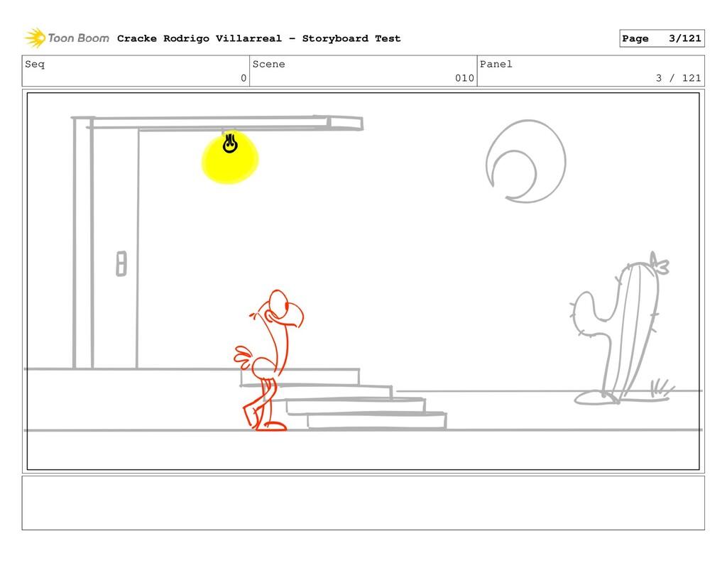 Seq 0 Scene 010 Panel 3 / 121 Cracke Rodrigo Vi...