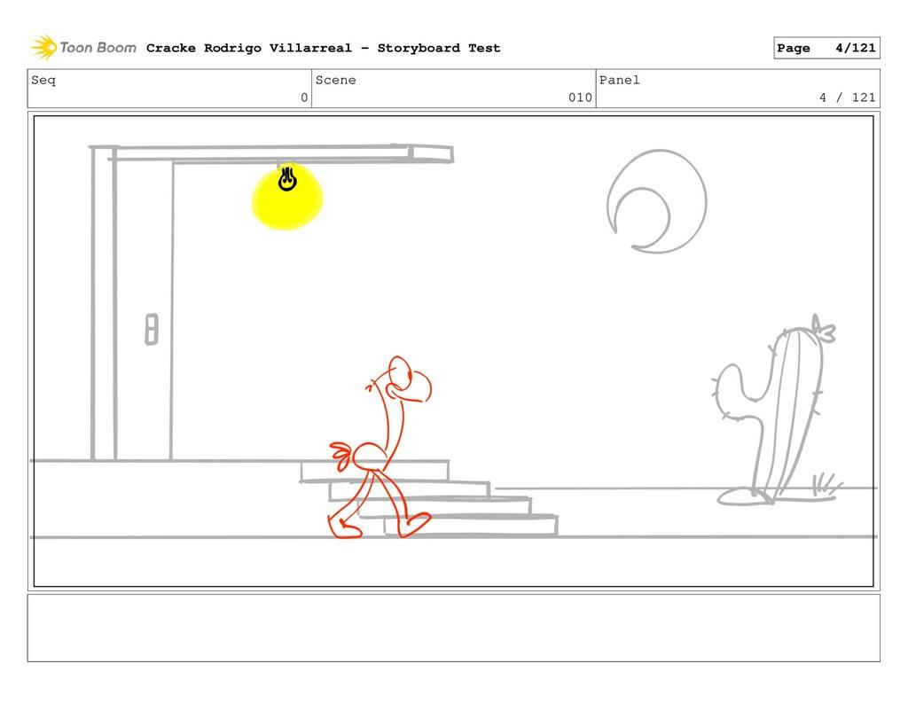 Seq 0 Scene 010 Panel 4 / 121 Cracke Rodrigo Vi...