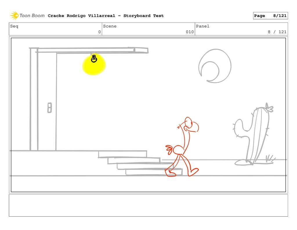 Seq 0 Scene 010 Panel 8 / 121 Cracke Rodrigo Vi...
