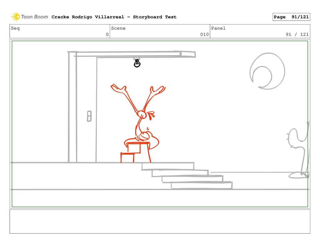 Seq 0 Scene 010 Panel 91 / 121 Cracke Rodrigo V...