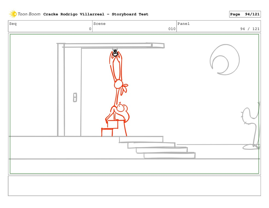 Seq 0 Scene 010 Panel 94 / 121 Cracke Rodrigo V...