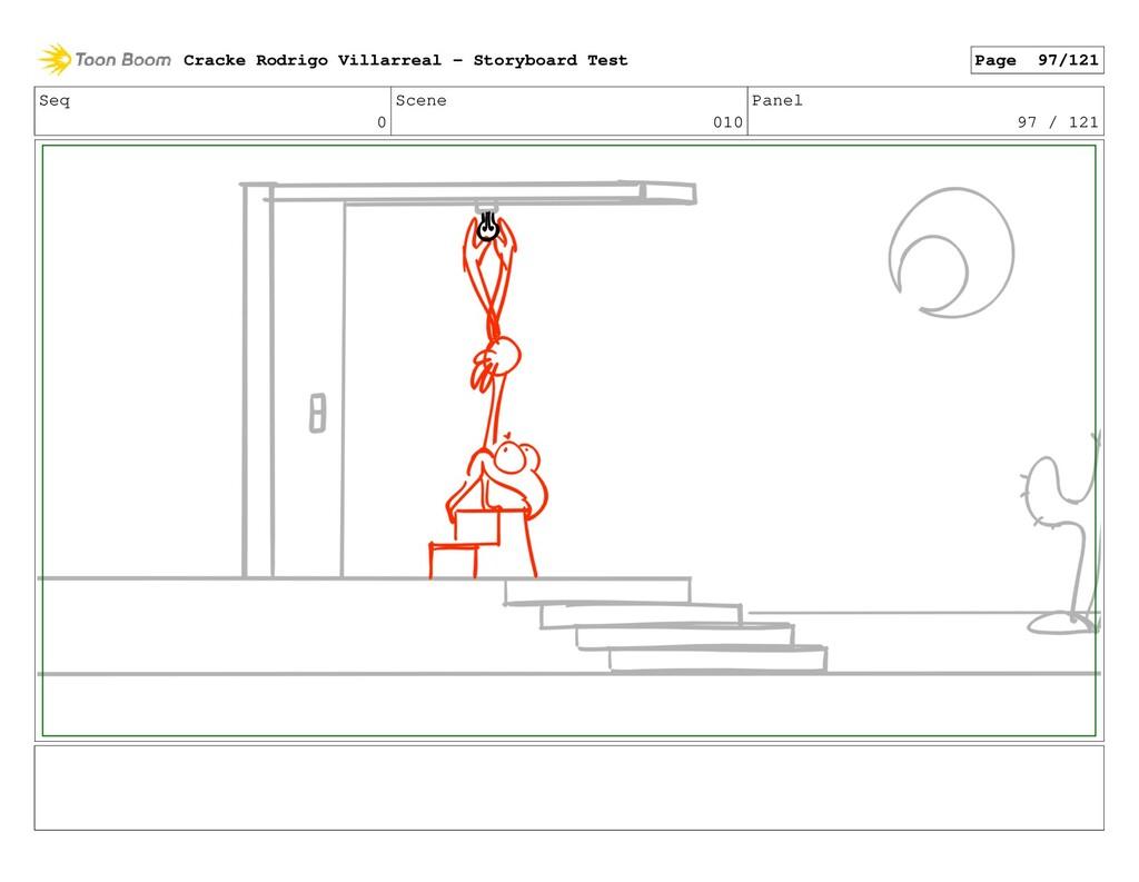Seq 0 Scene 010 Panel 97 / 121 Cracke Rodrigo V...