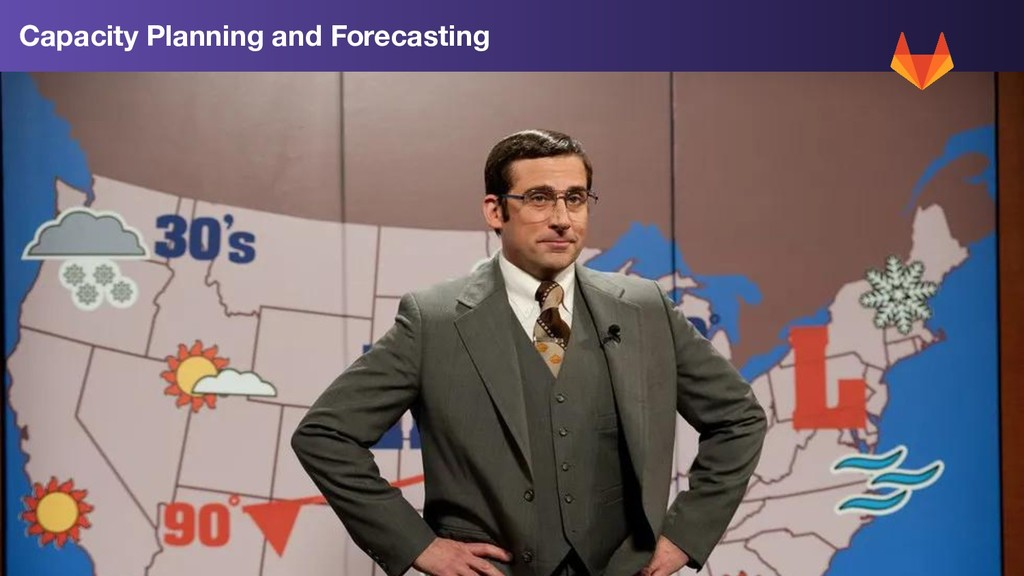 Capacity Planning and Forecasting