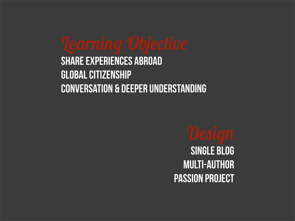 L r Ob v Share experiences abroad Global Citize...