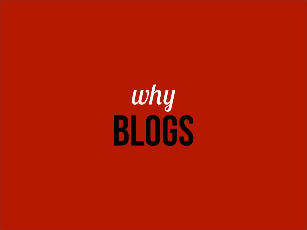 w blogs