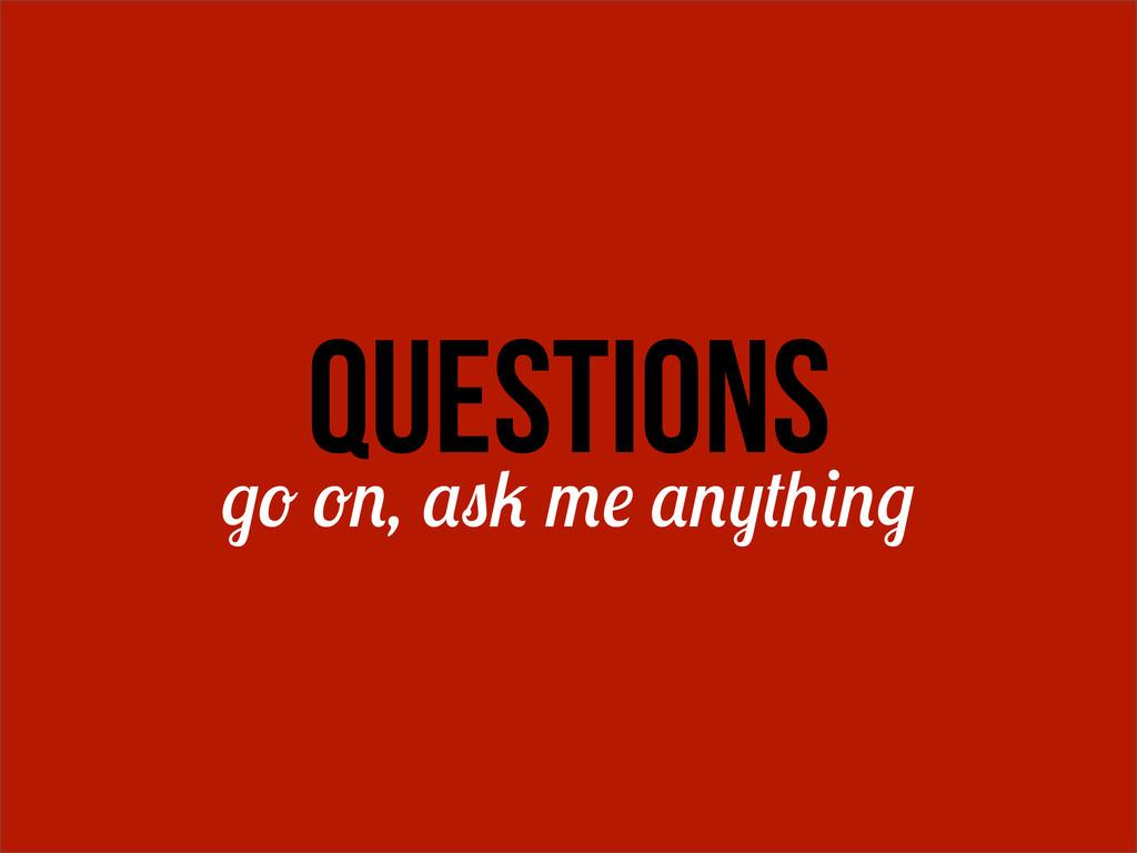 , questions