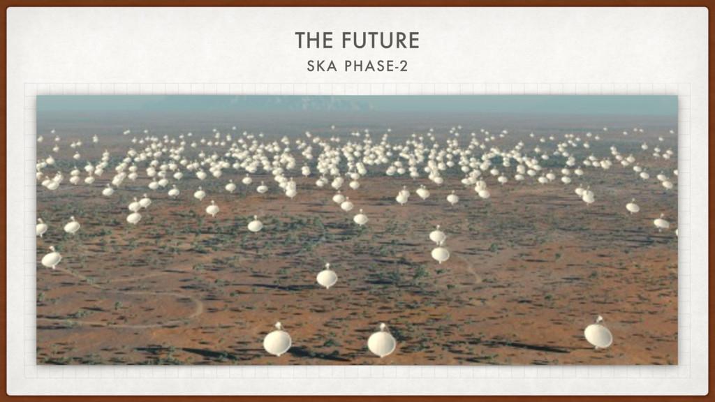 THE FUTURE SKA PHASE-2