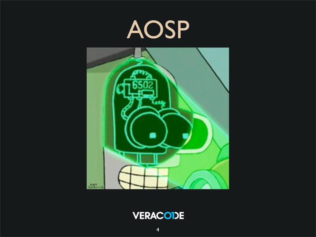 AOSP 4