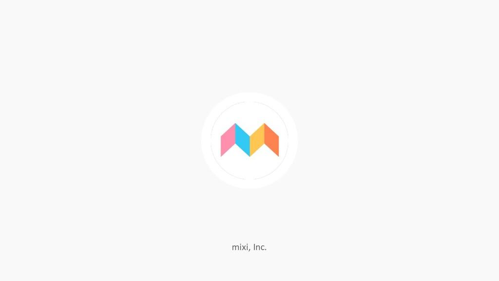 mixi, Inc.
