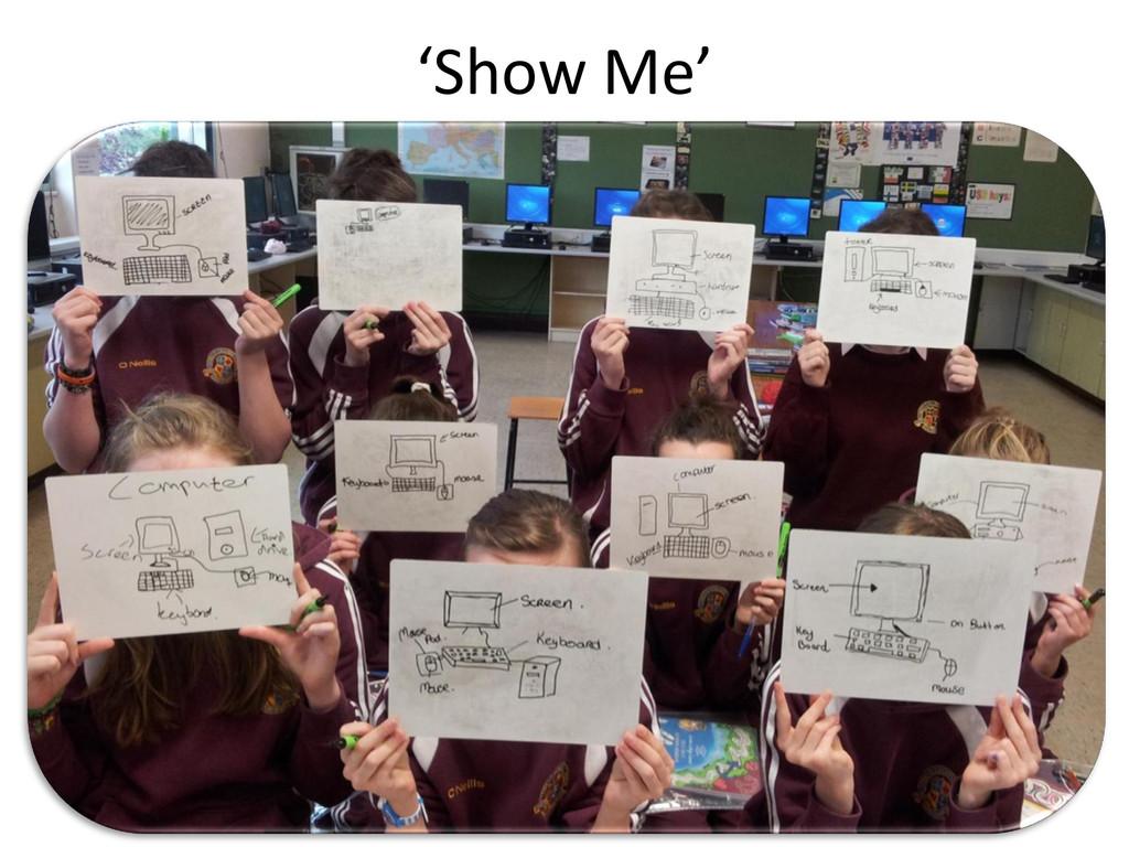 'Show Me'