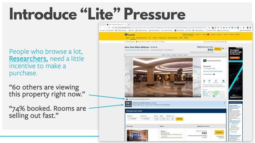 "Introduce ""Lite"" Pressure People who browse a l..."