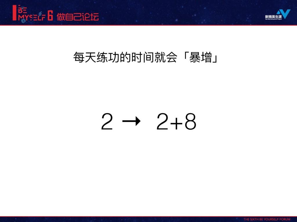 ྯॠᕞۑጱᳵ疰տู̿ी̀ 2 → 2+8