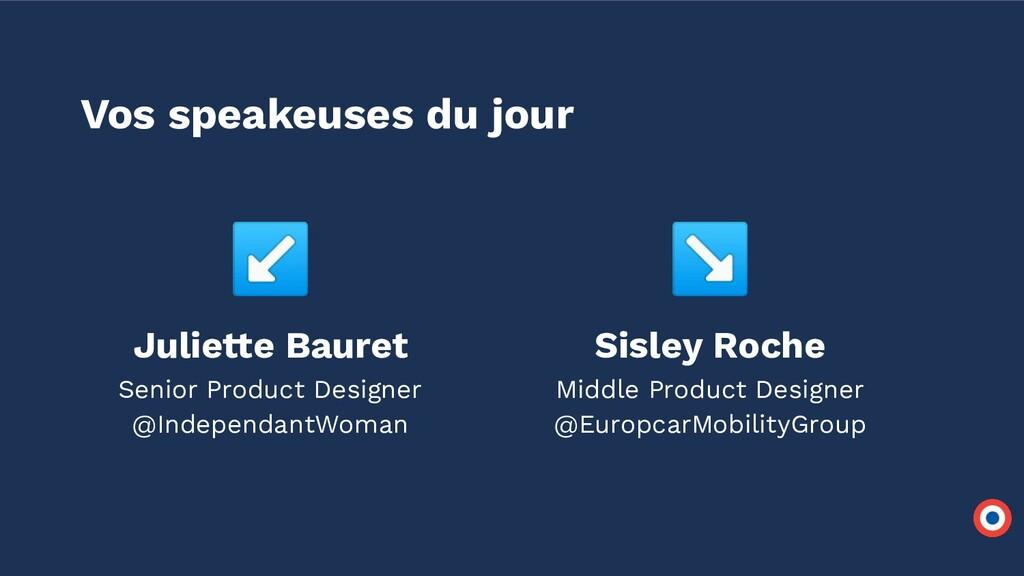 Sisley Roche Middle Product Designer @EuropcarM...