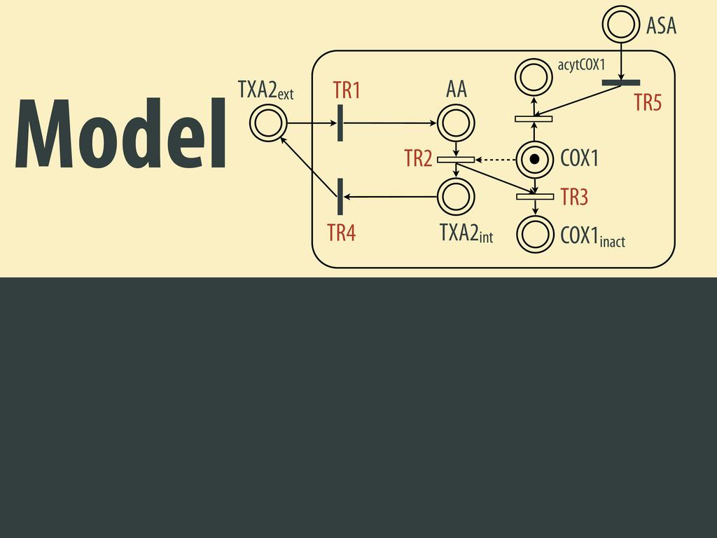 COX1 AA TXA2int TR1 TR2 TXA2ext TR4 COX1inact T...