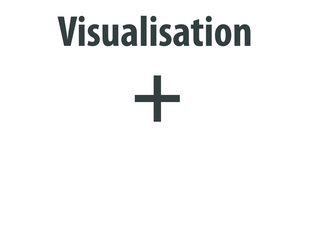 Visualisation +