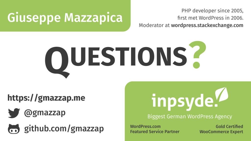 PHP developer since 2005, first met WordPress in...