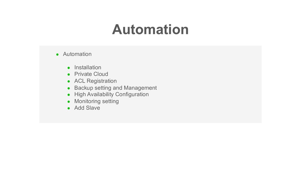 l Automation l Installation l Private Cloud l A...