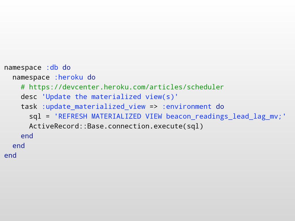namespace :db do namespace :heroku do # https:/...