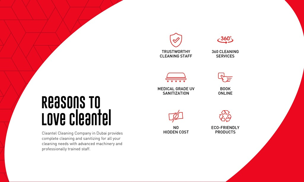 Cleantel Cleaning Company in Dubai provides com...