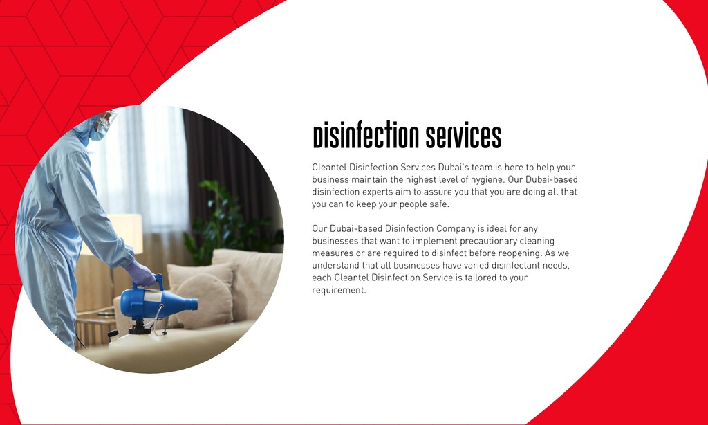 Disinfection Services Cleantel Disinfection Ser...