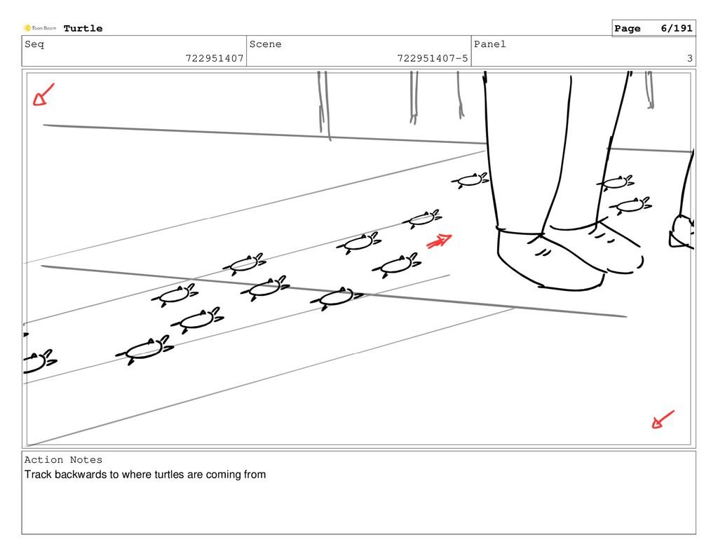 Seq 722951407 Scene 722951407-5 Panel 3 Action ...