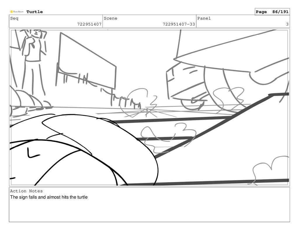 Seq 722951407 Scene 722951407-33 Panel 3 Action...