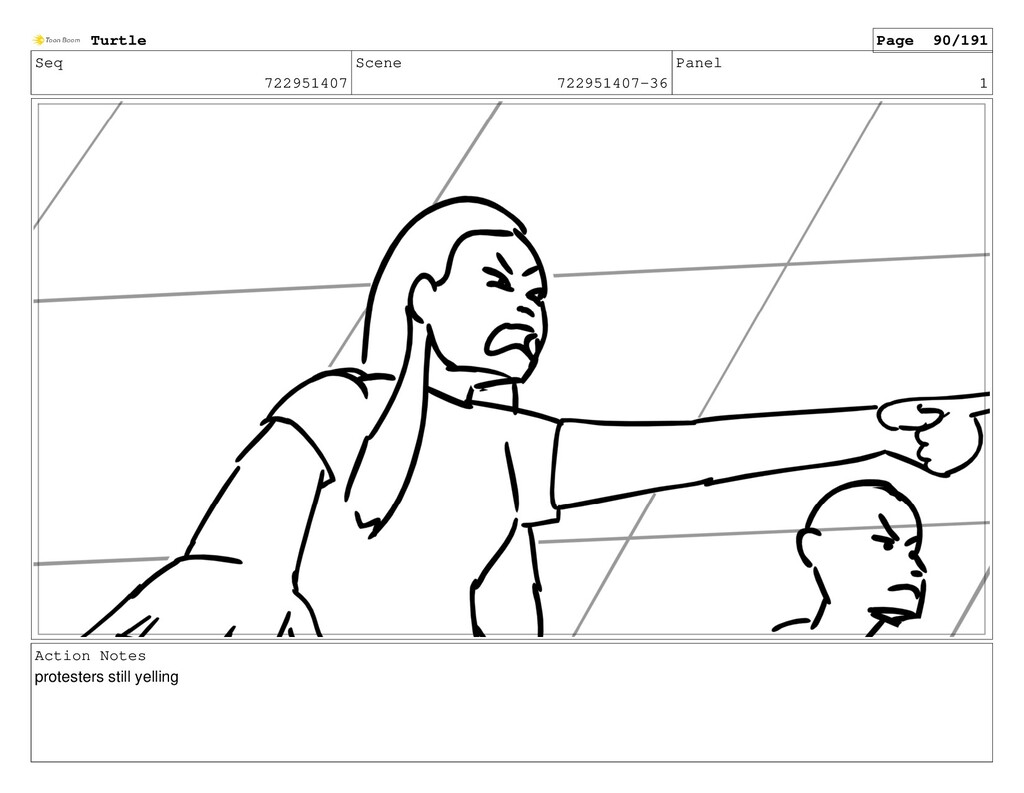 Seq 722951407 Scene 722951407-36 Panel 1 Action...