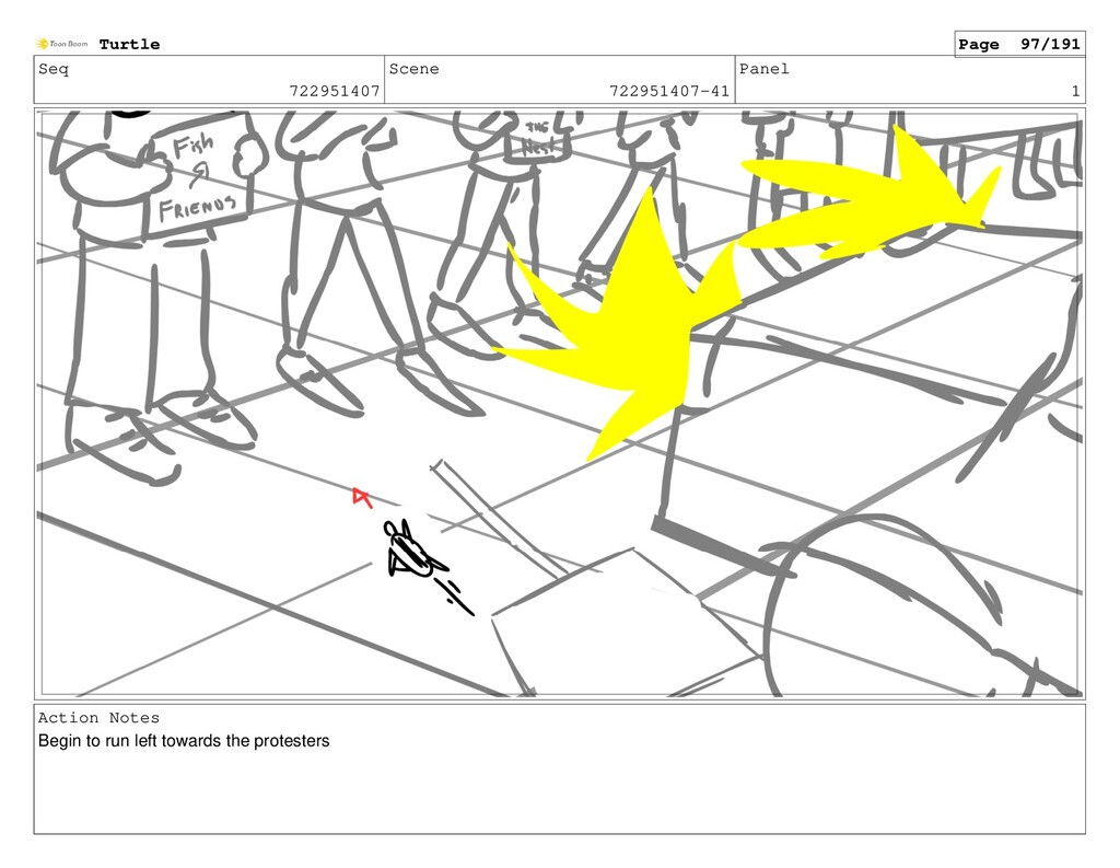Seq 722951407 Scene 722951407-41 Panel 1 Action...