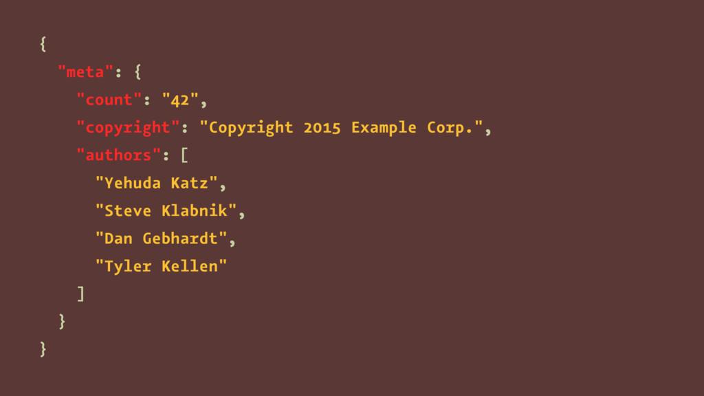 "{ ""meta"": { ""count"": ""42"", ""copyright"": ""Copyri..."