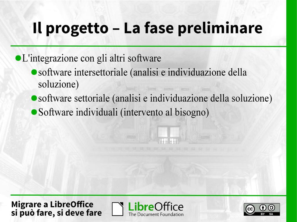 Migrare a LibreOffice si può fare, si deve fare...