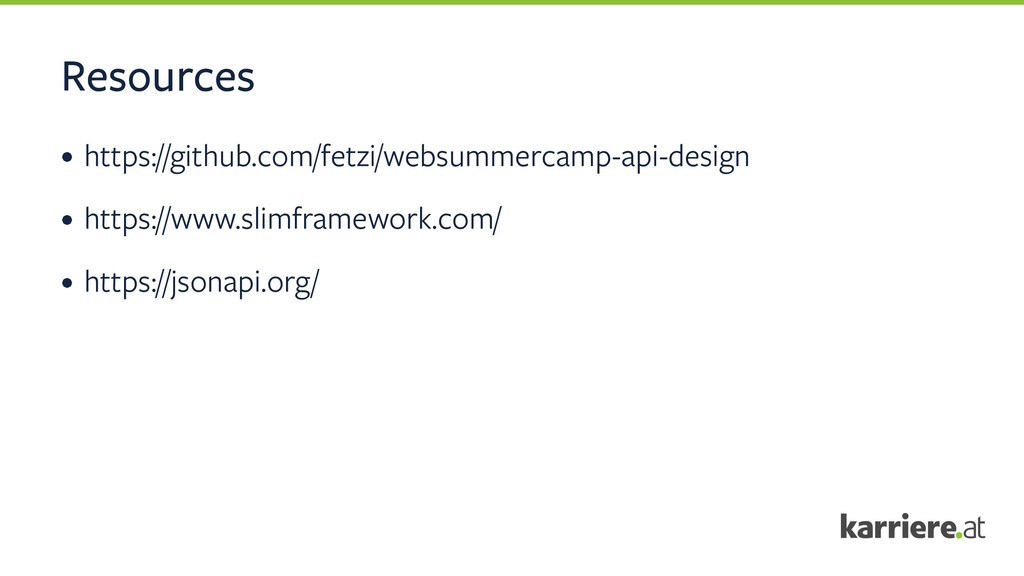 Resources • https://github.com/fetzi/websummerc...