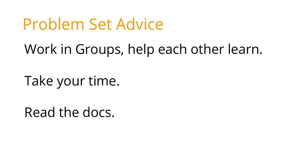 Work in Groups, help each other learn. Take you...