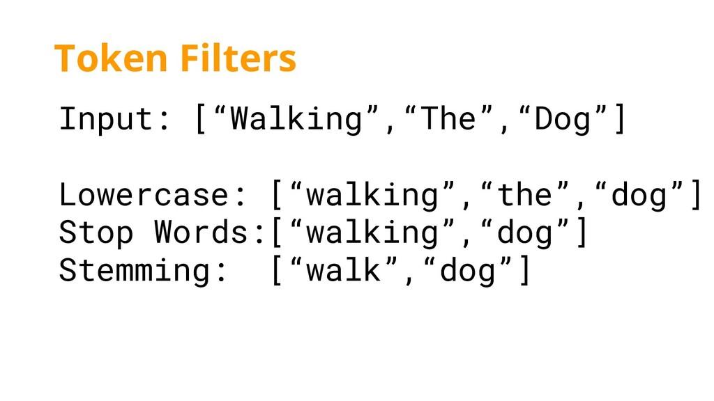 "Input: [""Walking"",""The"",""Dog""] Lowercase: [""wal..."