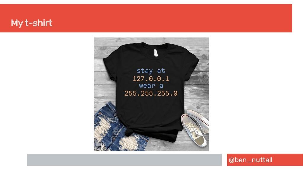@ben_nuttall My t-shirt