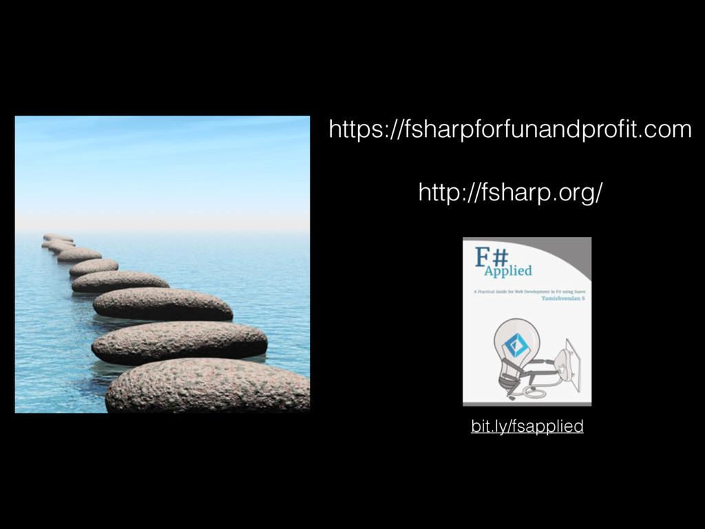 https://fsharpforfunandprofit.com http://fsharp....