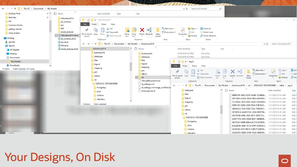Your Designs, On Disk