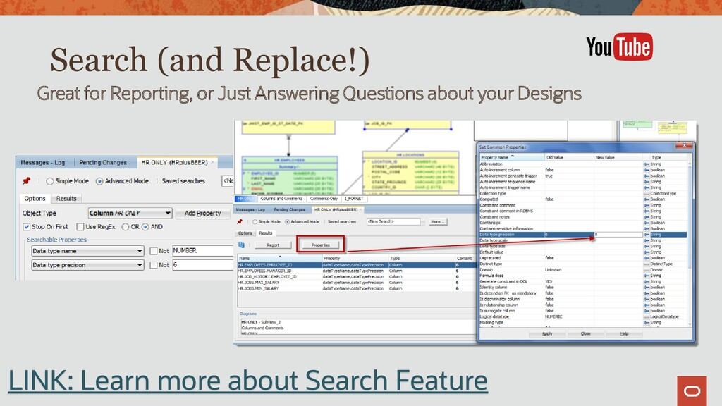 Search (and Replace!) Great for Reporting, or J...