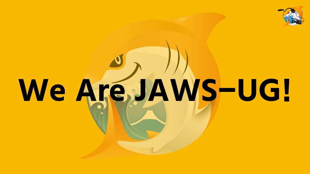 We Are JAWS-UG!