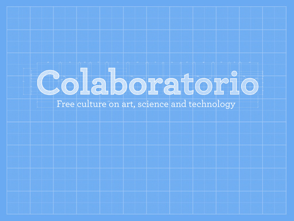 Free culture on art, science and technology