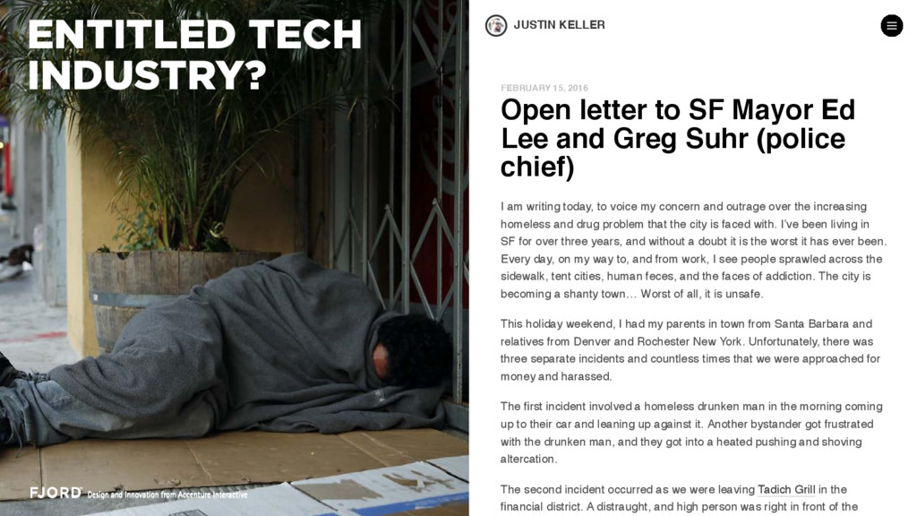 Open letter to SF Mayor Ed Lee and Greg Suhr (p...