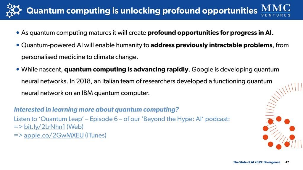 • As quantum computing matures it will create p...