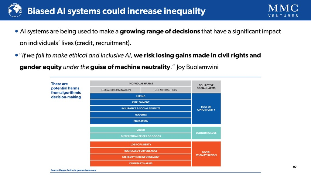 • AI systems are being used to make a growing r...