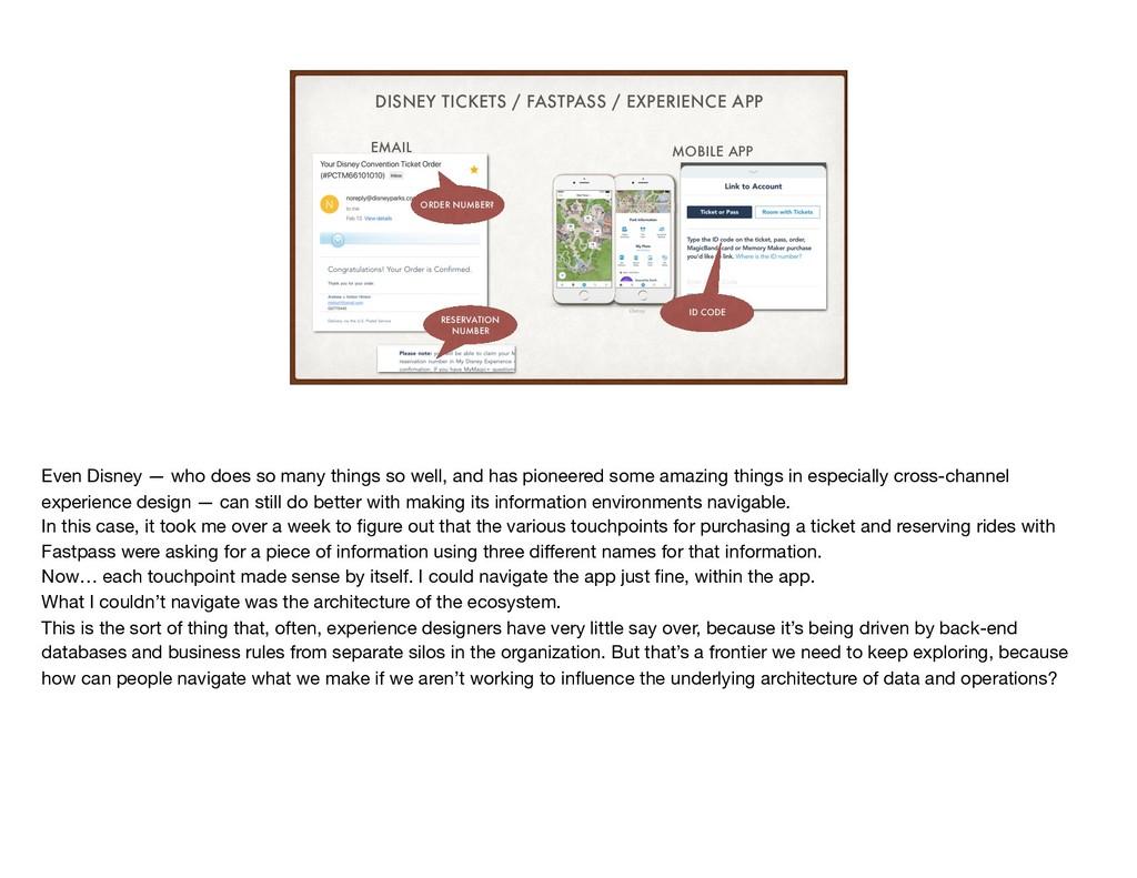 DISNEY TICKETS / FASTPASS / EXPERIENCE APP ORDE...