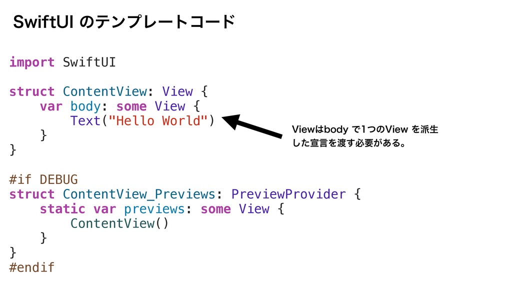 import SwiftUI struct ContentView: View { var b...
