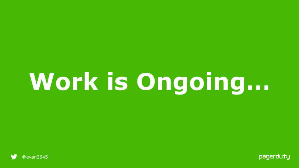9/25/16 @evan2645 Work is Ongoing… RESILIENT IN...