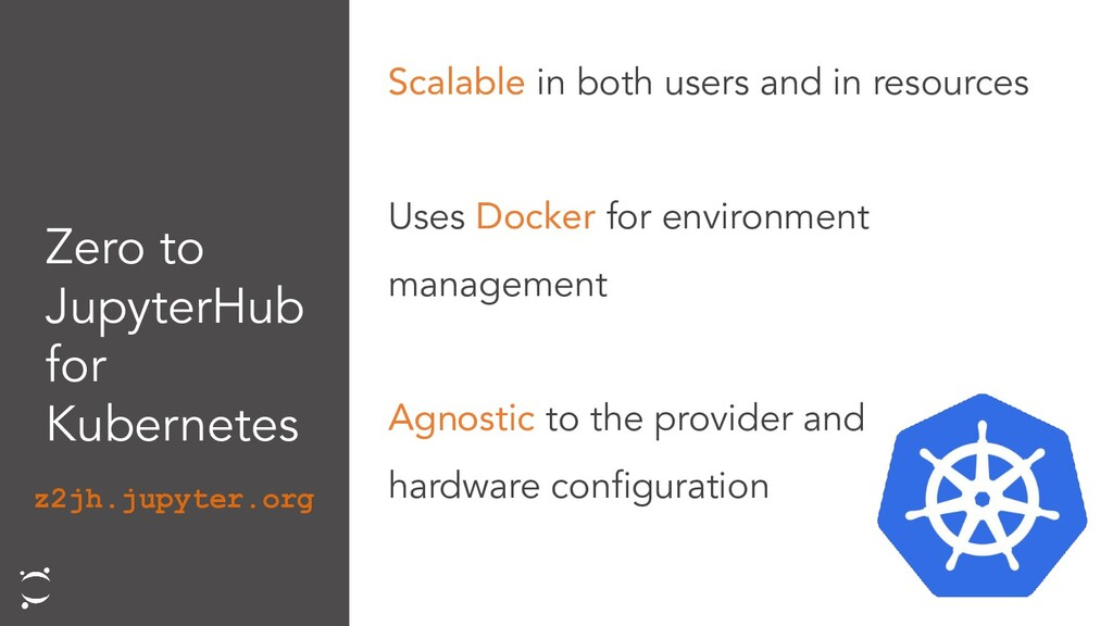 Scalable in both users and in resources Uses Do...