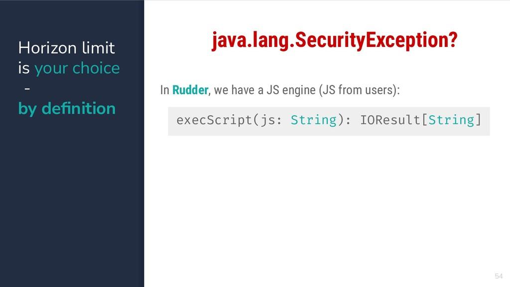 54 java.lang.SecurityException? execScript(js: ...