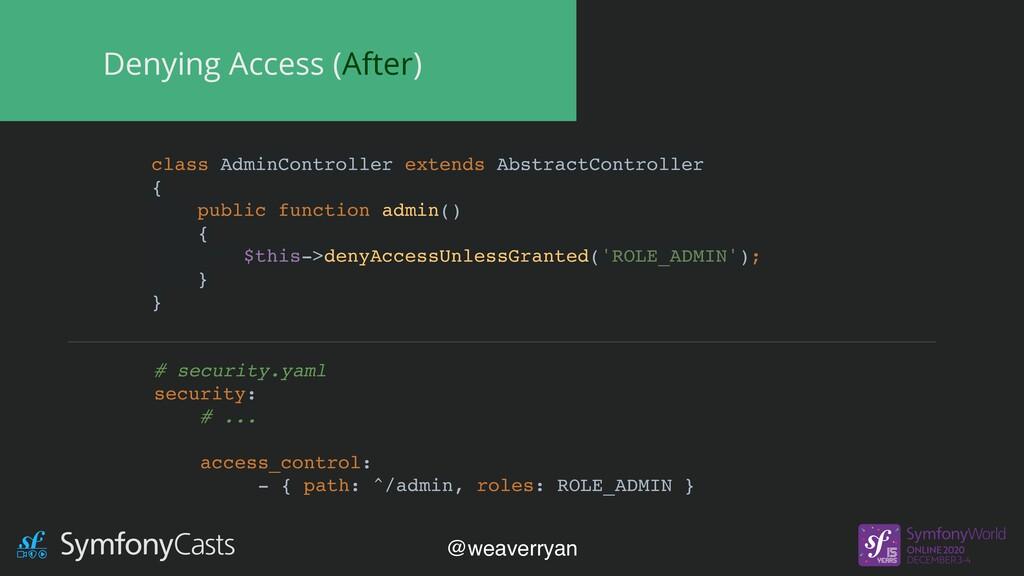 class AdminController extends AbstractControlle...