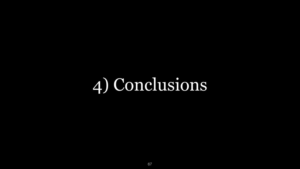 4) Conclusions 67