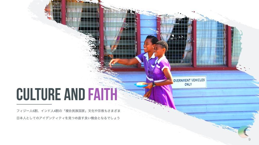 9 Culture and faith ϑΟδʔਓ6ׂɺΠϯυਓ4ׂͷʮෳ߹ຽࠃՈʯจԽफ...